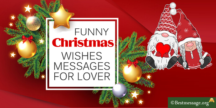 Lovers Sweet Christmas Message