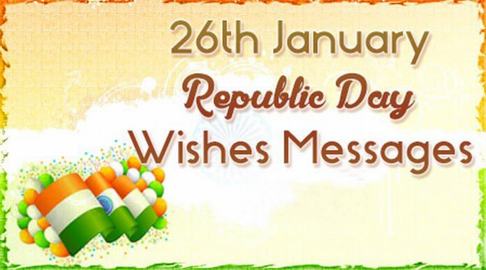 Wishing Happy Republic Day