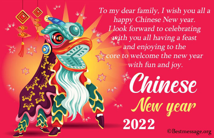 Happy Chinese New Year Wishes 2021, New Year Messages