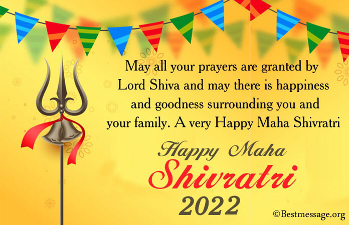 Happy Maha Shivratri 2021 Wishes Images Messages