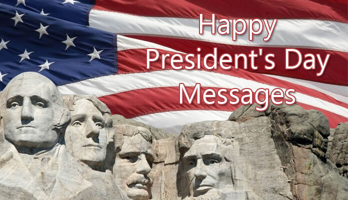 Happy President's Day Messages and Quotes