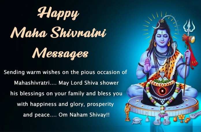 shivratri messages with images - Shivratri images wishes messages