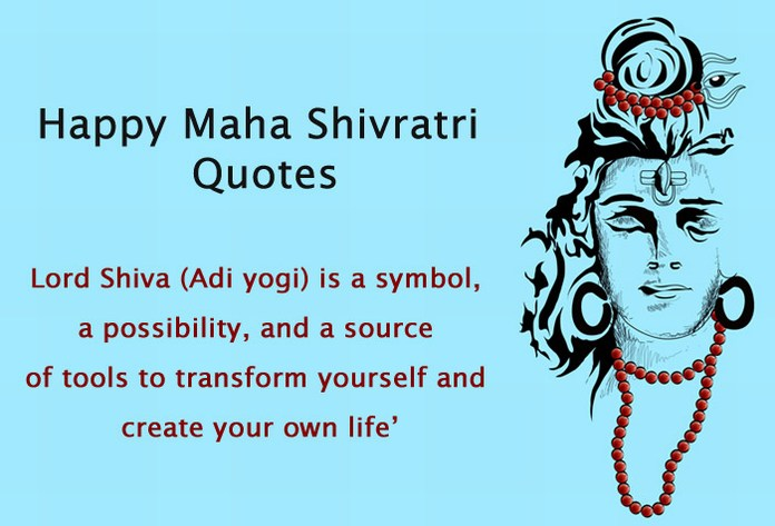 Happy Maha Shivratri Quotes messages - Shivratri Pictures, Images