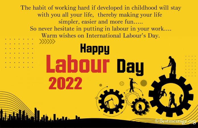 Best Workers Day quotes images Messages 2021