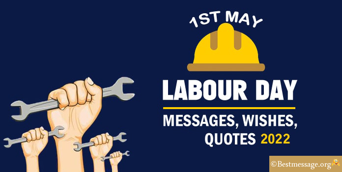 Labour Day Messages, Workers Day Wishes Images