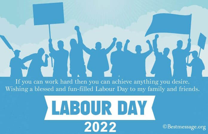 Happy Workers day Messages, Labour day Wishes Images