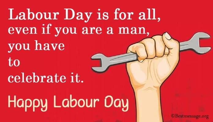 Labour Day Picture Messages