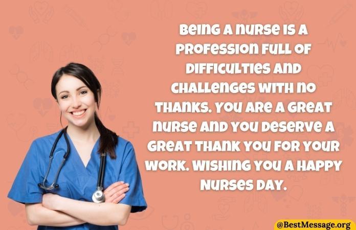 Happy Nurses Day Wishes Messages 2021, Nurses images