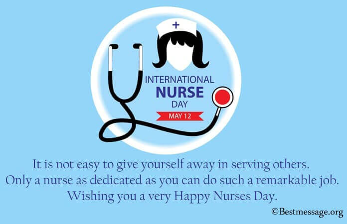 International Nurses Day Greetings Messages images