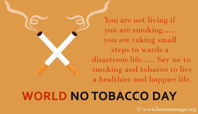 World No Tobacco Day Messages Pictures, Image, photo