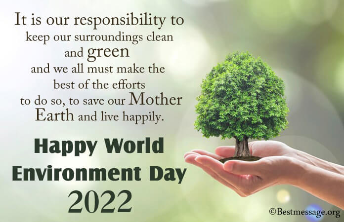 World Environment Day Images/Posters with Wishes