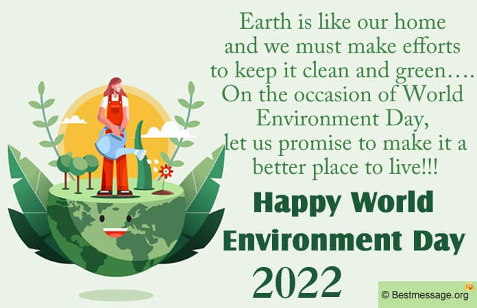 World Environment Day Quotes Messages Image