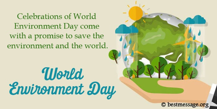 World Environment Day Slogans, Environment Quotes
