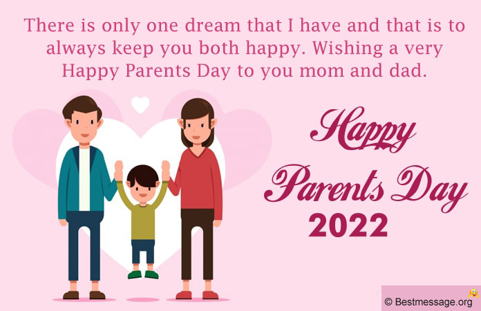Happy Parents Day Images, Messages, Quotes
