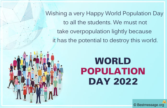 World Population Day quotes, Population Day Message