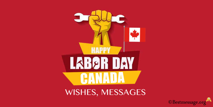 Labor Day Canada Best Messages Wishes