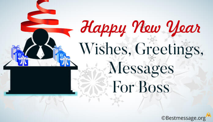 Happy New Year Wishes Messages for Boss, Colleagues, image