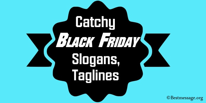 Black Friday Slogans, black Friday sale slogans, advertising, marketing slogans