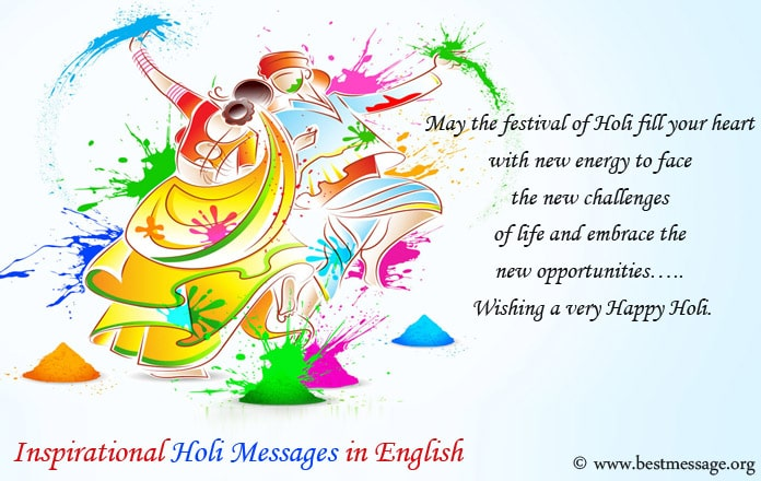 Holi Messages - Holi Wishes images, photos