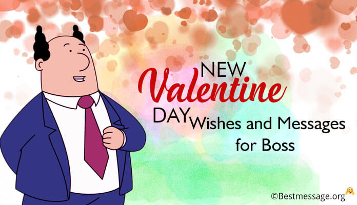 New Valentine Day Wishes and Messages for Boss - Valentine Quotes, Sayings
