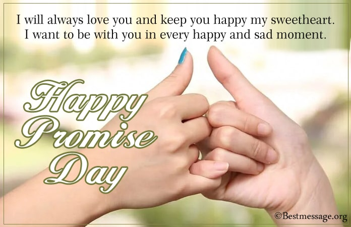 Happy Promise Day 2021 Best Wishes Images, Quotes