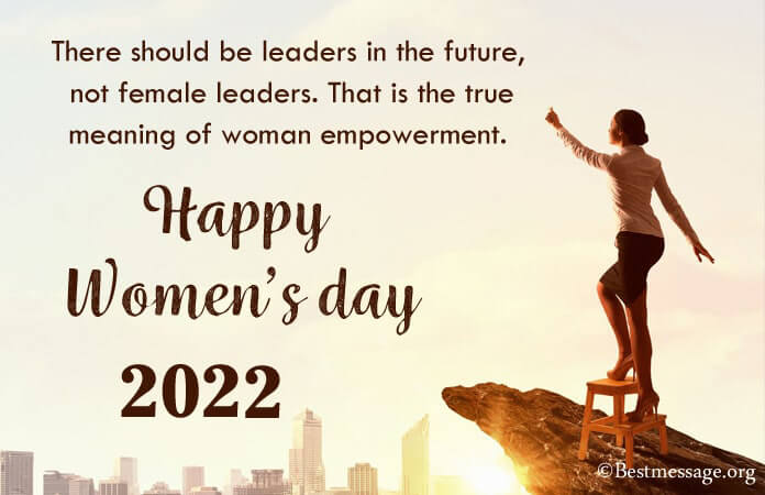 Happy International Women's Day Wishes Images With Messages