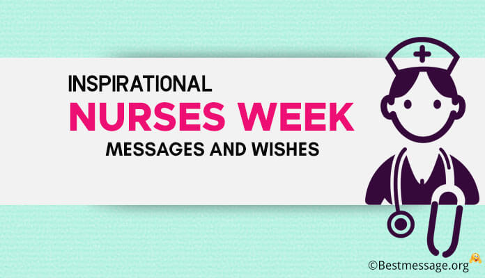 Cute Nurses Week Messages, Nurses Week Wishes, Greeting Cards