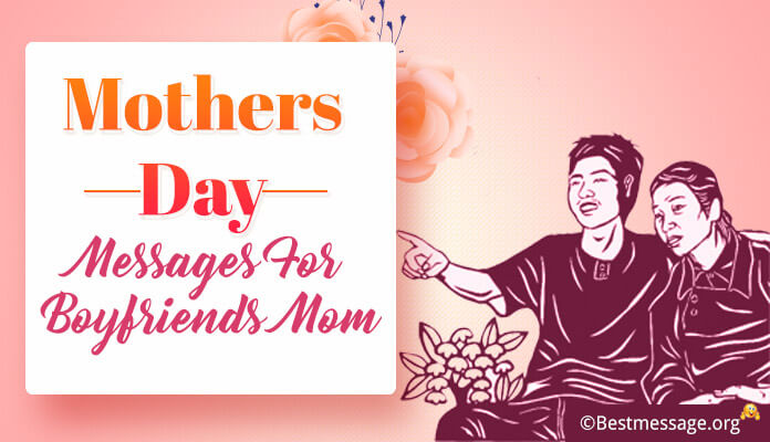 Heartfelt Mothers Day Card Messages for Boyfriends Mom
