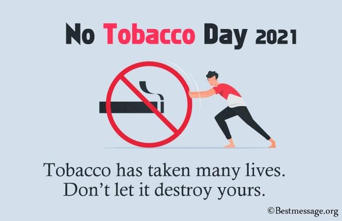 Anti Tobacco Slogans, No Smoking Slogans, Smoking Taglines