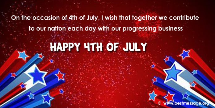 Happy 4th of july Images Wishes - USA Independence Day Messages