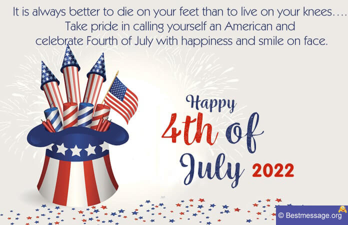Happy fourth of july quotes with pictures Patriotic 4th of July Messages