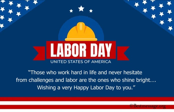 Happy Labor Day Wishes Messages Images