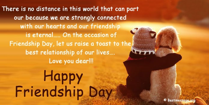 Friendship Day Messages Picture