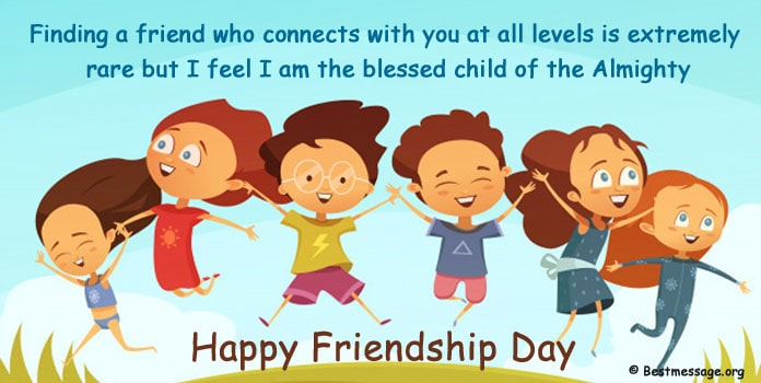 Happy Friendship Day Messages Image