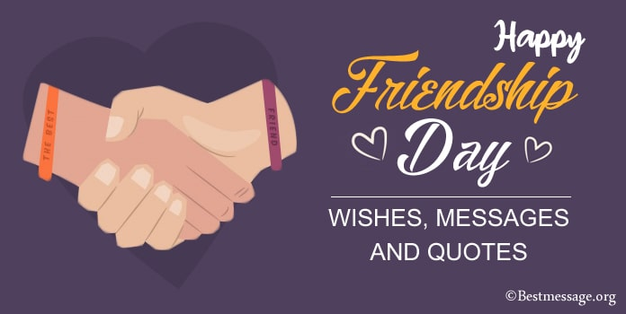 Happy Friendship Day Messages, Friendship Wishes images, pictures