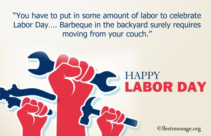 Funny USA Labor Day Wishes Quotes Messages