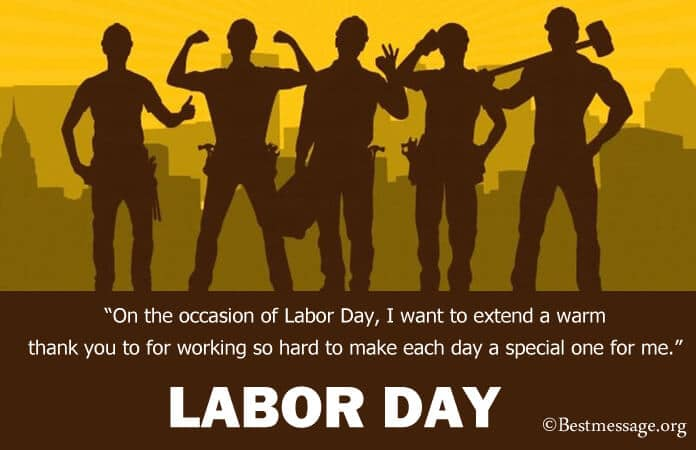 Happy Labour Day Wishes 2021 Images, Photos