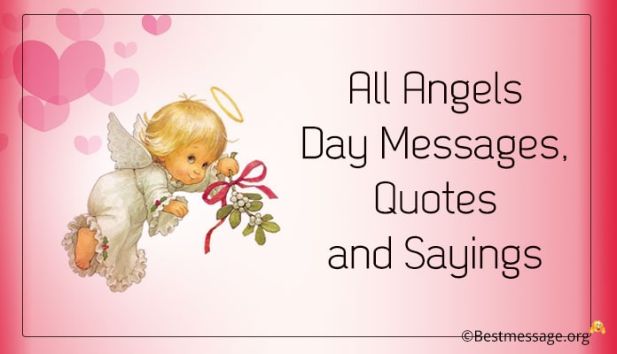 29 September All Angels Day Messages, Quotes and Sayings