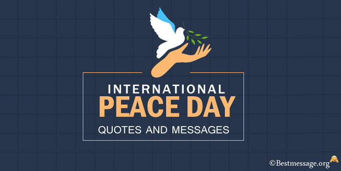 International Peace Day Messages - World Peace Quotes