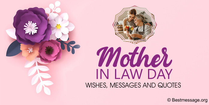 Mother in Law Day Messages – Mother Wishes, Greetings Images