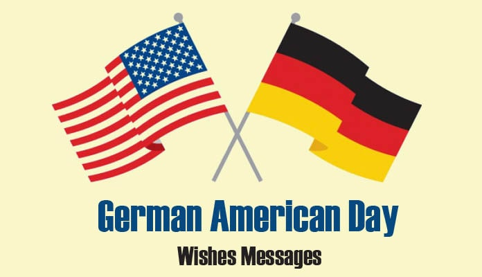 6 October German American Day Wishes Messages and Greetings - United States