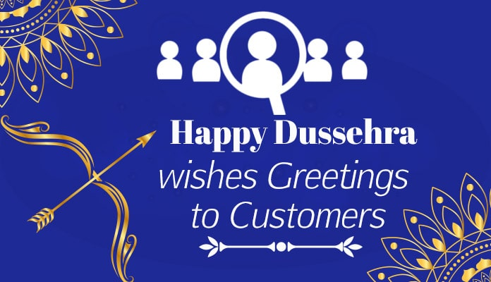 Dussehra Messages to Clients - Dussehra Wishes Customers