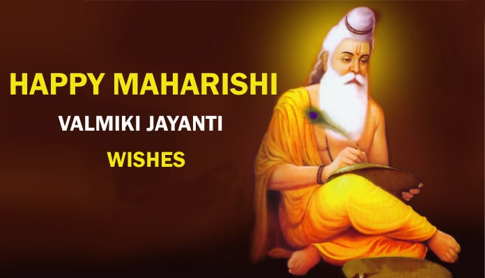 Happy Maharishi Valmiki Jayanti Wishes Messages - Maharishi Valmiki Status