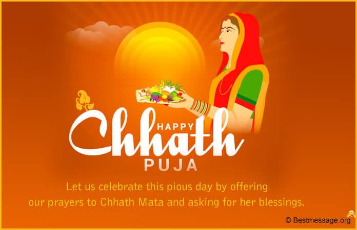Chhath puja 2021 wishes quotes Whatsapp