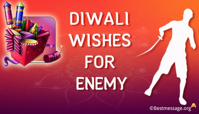 Diwali Wishes for Enemy - Diwali Status Messages