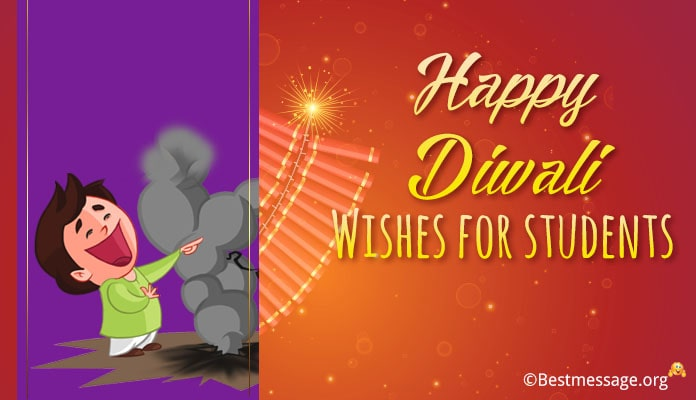 Diwali Messages Greetings - Diwali Wishes for Students