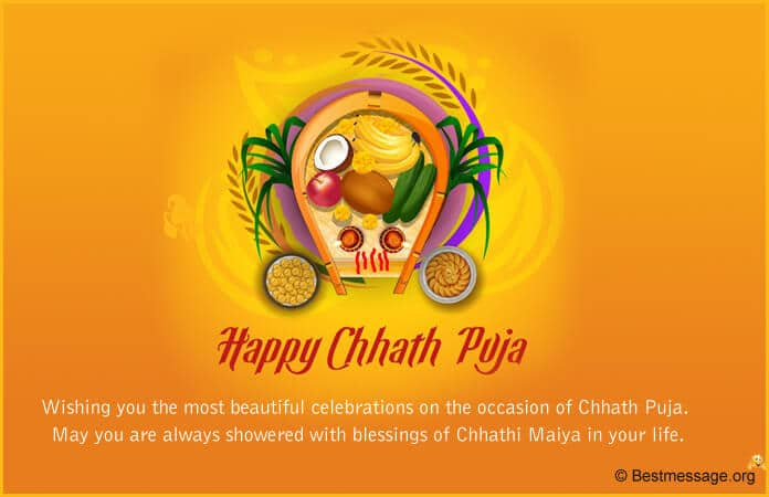 Chhath Puja Best Wishes Messages, Quotes