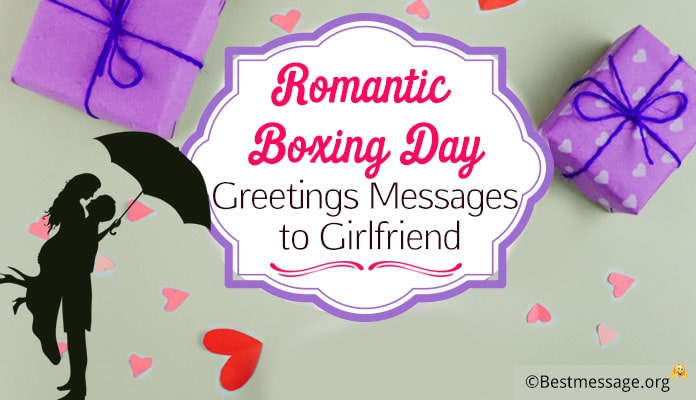 boxing day wishes images, Boxing Day Greetings Messages to Girlfriend
