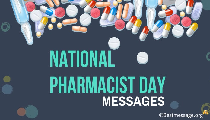Happy pharmacist day Messages - pharmacist quotes Image