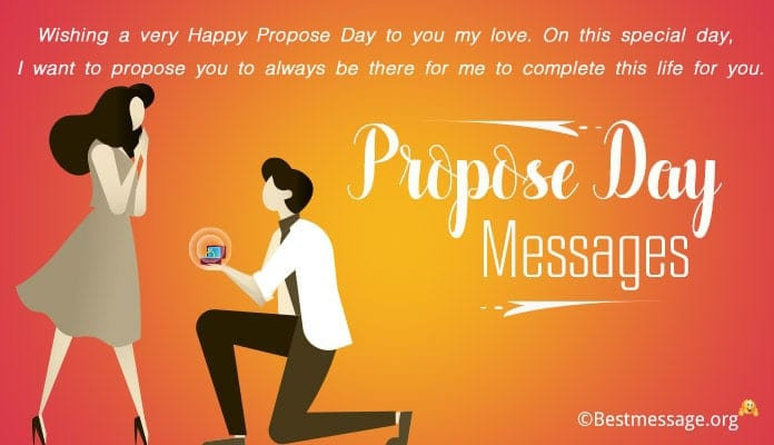 Best Propose Day Messages, Propose Wishes images, Photos, Pics